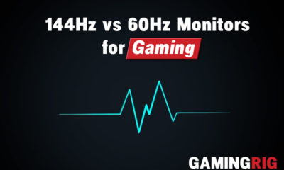 144hz-vs-60hz gaming monitors comparison