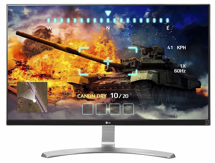 Best 4K gaming monitor under $500.