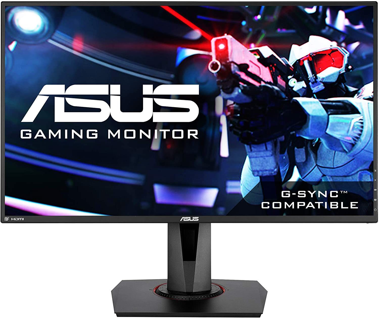 ASUS VG278Q Full HD 1080p 144Hz Gaming Monitor