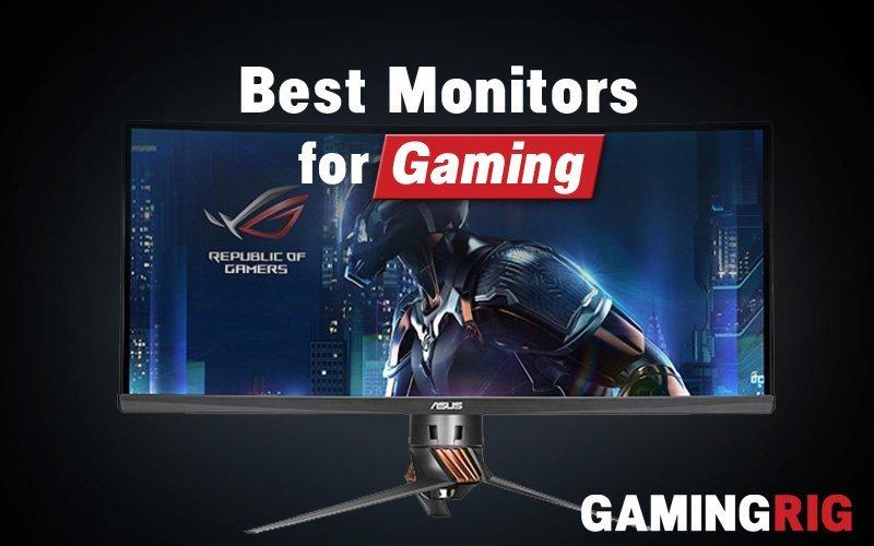 Best Gaming Monitors 2019 4k 1080p 1440p 144hz Amp Cheap