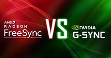 freeSync and G-Sync monitor